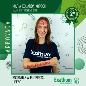 MARIA EDUARDA KOPSCH