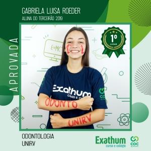 GABRIELA LUISA ROEDER