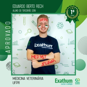 EDUARDO BERTO RECH