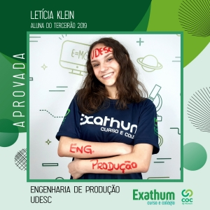 LETÍCIA KLEIN